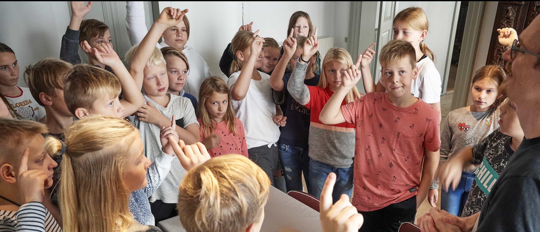 Undervisning for børn og unge