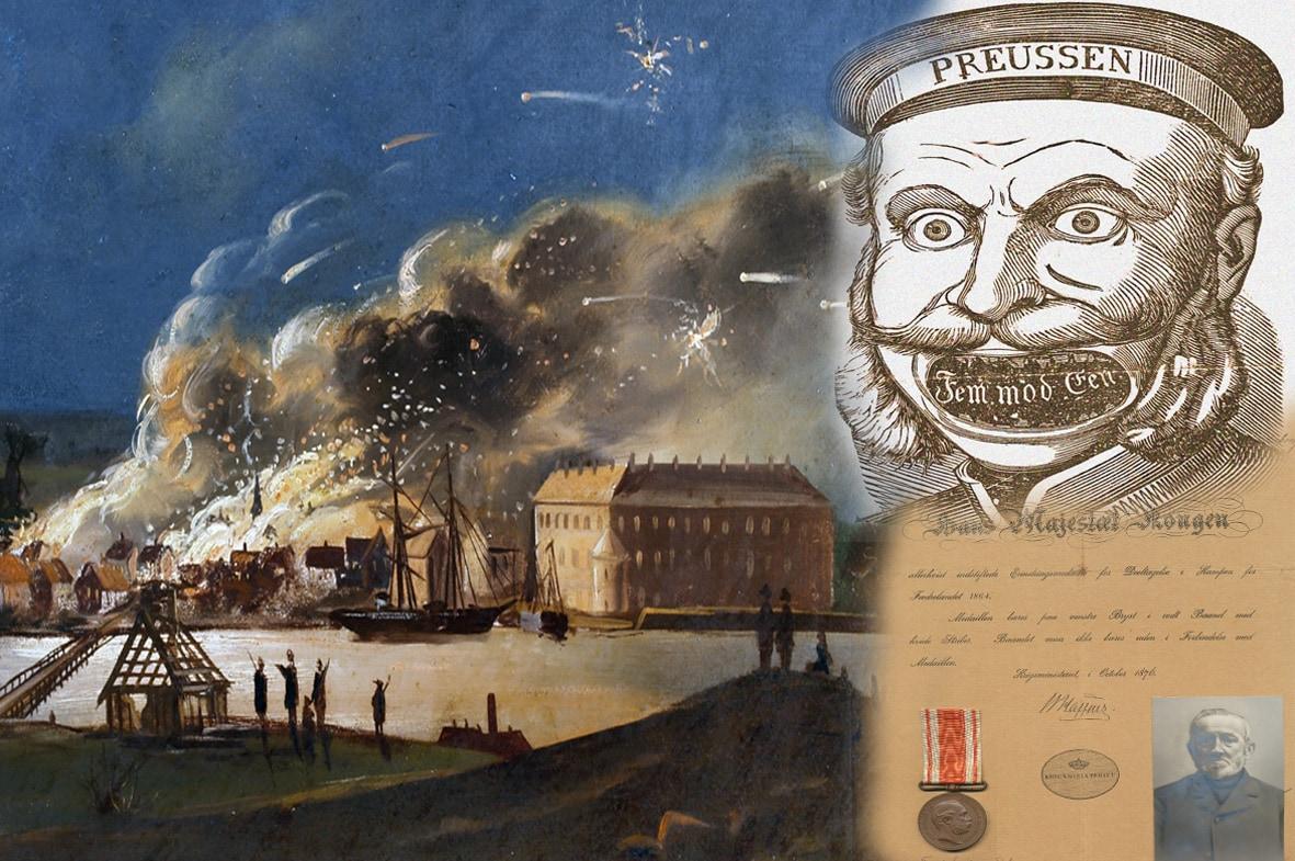 Krigen 1864