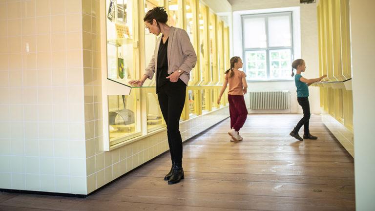 Spændende udstilling på Sønderborg Slot